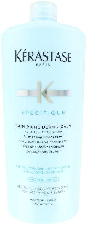 Kérastase Specifique Bain Riche Dermo-Calm 1000 ml