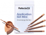 RefectoCil Anwendungs-Set Mini Rosé-Gold