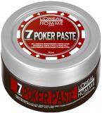 L`Oréal Professionnel Homme Poker Paste Haarwachs 75ml