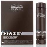 L`Oréal Professionnel Homme Cover 5 No 3 dunkelbraun 50ml